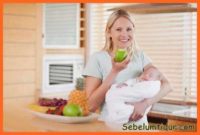 13 Nutrisi Yang Baik Untuk Ibu Menyusui Agar Bayi Cerdas ...